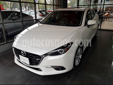 Foto venta Auto usado Mazda 3 Sedan s Grand Touring Aut (2018) color Blanco Perla precio $305,000