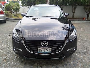 Foto venta Auto usado Mazda 3 Sedan s Grand Touring Aut (2018) color Negro precio $330,000