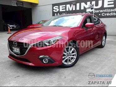 Foto venta Auto usado Mazda 3 Sedan s Grand Touring Aut (2016) color Rojo precio $255,000