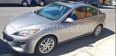 Foto venta Auto usado Mazda 3 Sedan s Grand Touring Aut (2012) color Gris Delfin precio $135,000