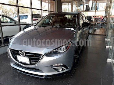 Mazda 3 Sedan s Grand Touring Aut usado (2016) color Aluminio precio $238,000