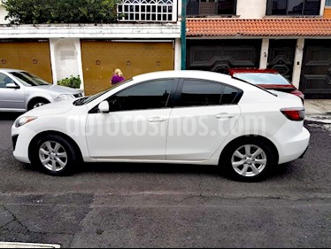 Foto Mazda 3 Sedan s Grand Touring Aut usado (2011) color Blanco precio $140,000