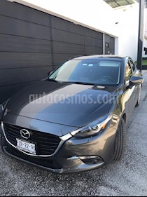 Foto venta Auto usado Mazda 3 Sedan s Grand Touring Aut (2018) color Gris precio $310,000