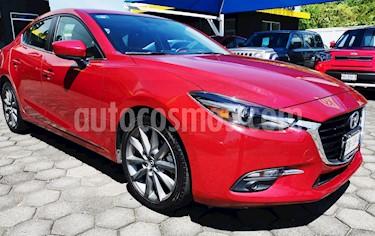 Foto venta Auto usado Mazda 3 Sedan s Grand Touring Aut (2017) color Rojo precio $275,000