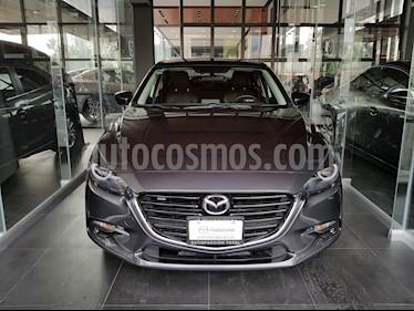 Foto venta Auto Seminuevo Mazda 3 Sedan s Grand Touring Aut (2018) color Gris Titanio precio $350,000