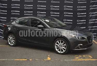 Foto venta Auto usado Mazda 3 Sedan s (2015) color Gris Meteoro precio $220,000