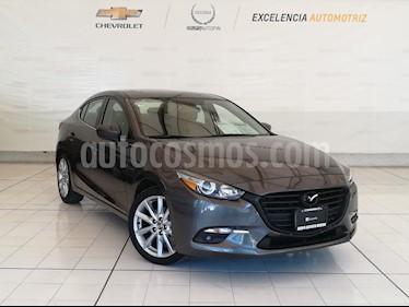 Foto venta Auto usado Mazda 3 Sedan s (2018) color Gris precio $295,000
