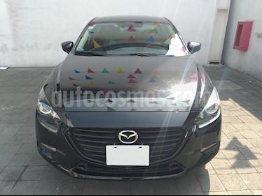 Foto venta Auto usado Mazda 3 Sedan s (2017) color Negro precio $255,000