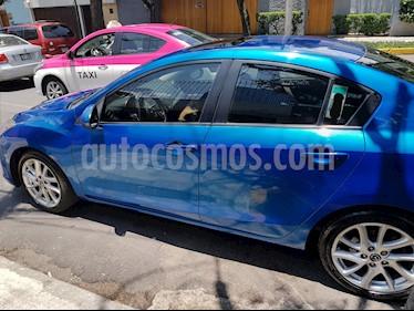 Mazda 3 Sedan s usado (2013) color Azul precio $130,000