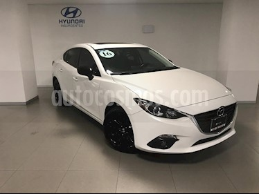 Foto venta Auto usado Mazda 3 Sedan s (2016) color Blanco Perla precio $229,000