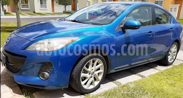 Mazda 3 Sedan s usado (2013) color Azul precio $148,000