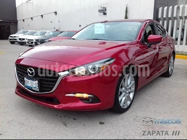 Foto Mazda 3 Sedan s usado (2018) color Rojo precio $290,000