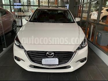 Foto Mazda 3 Sedan s usado (2018) color Blanco Perla precio $288,000