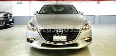 Foto venta Auto usado Mazda 3 Sedan s (2018) color Gris precio $299,000