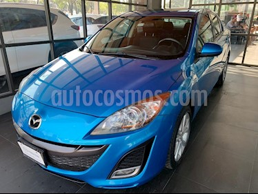 Foto venta Auto usado Mazda 3 Sedan s (2011) color Azul Acero precio $113,000
