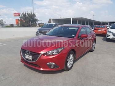 Foto venta Auto usado Mazda 3 Sedan s (2015) color Rojo precio $169,900