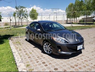 Foto venta Auto usado Mazda 3 Sedan s (2012) color Grafito precio $126,000
