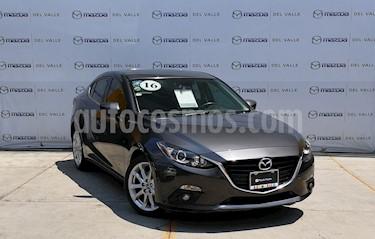 Foto venta Auto usado Mazda 3 Sedan s (2016) color Gris precio $245,000
