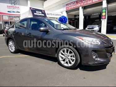 Foto venta Auto usado Mazda 3 Sedan s (2013) color Grafito precio $171,000