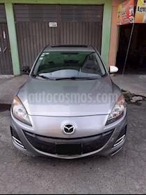 Mazda 3 Sedan s usado (2010) color Gris precio $97,000