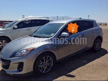 Mazda 3 Sport 1.6 V  usado (2014) color Plata precio $7.200.000