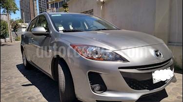 Mazda 3 Sport 1.6 V  usado (2013) color Plata precio $7.000.000