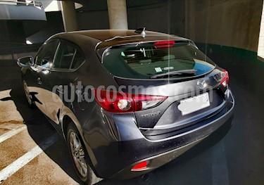 Mazda 3 Sport 2.0 V usado (2015) color Gris Oscuro precio $8.800.000