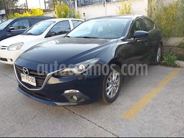 Foto venta Auto usado Mazda 3 Sport 2.0 V (2016) color Azul precio $8.900.000