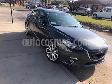 foto Mazda 3 Sport 2.5L SR GT Full  Aut 2016/17 usado (2017) color Gris Titanio precio $10.000.000