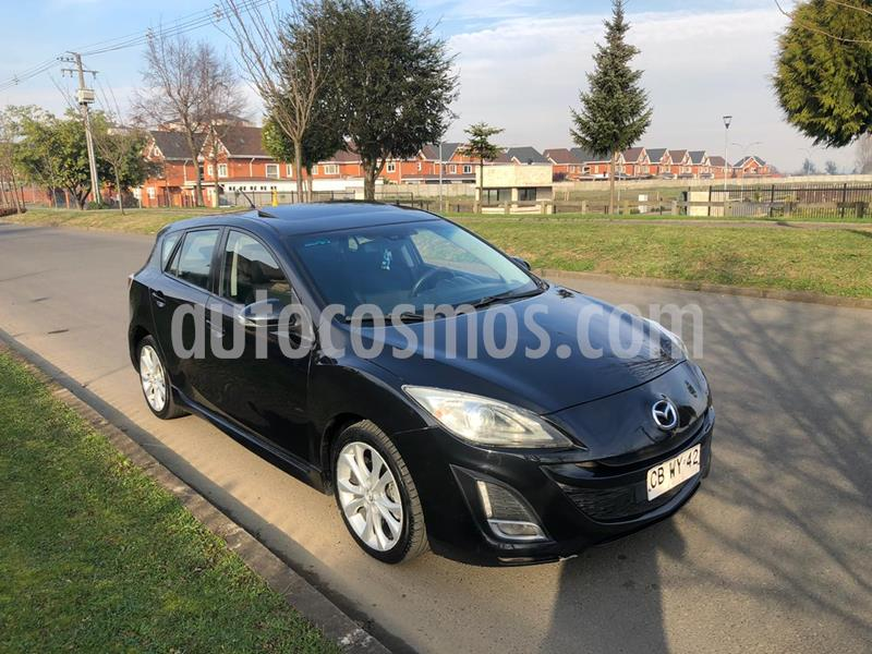 Mazda 3 Sport 2.0 R  usado (2010) color Negro precio $5.900.000