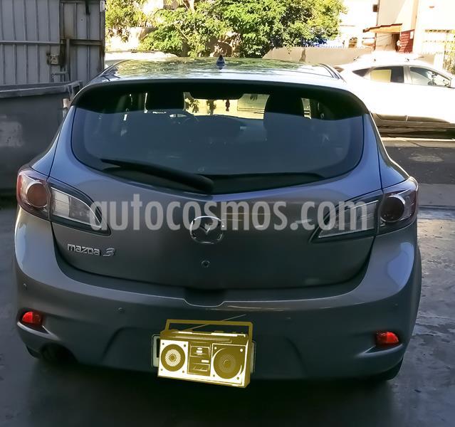 Mazda 3 Sport 1.6 V  usado (2013) color Plata precio $6.100.000