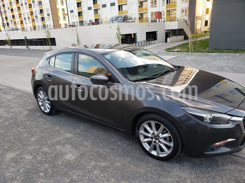 Mazda 3 Sport 2.5L GTX  usado (2018) color Gris precio $12.400.000