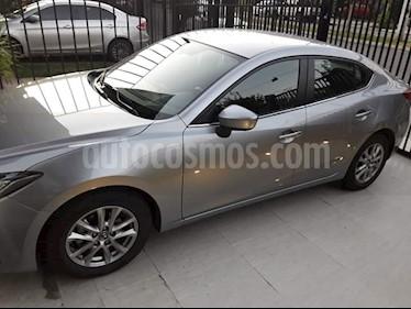 Mazda 3 1.6 S  usado (2016) color Gris precio $8.850.000