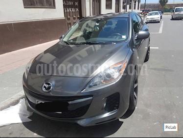 Mazda 3 1.6 S  usado (2013) color Gris precio $5.800.000