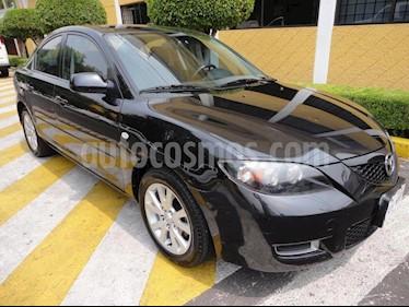 Mazda 3 1.6 S  usado (2009) color Negro precio $70.000