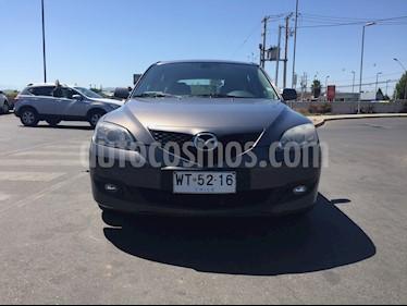 Mazda 3 1.6 V Aut  usado (2007) color Gris precio $4.300.000