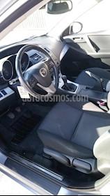 Mazda 3 1.6 V Techo   usado (2011) color Plata precio $5.500.000