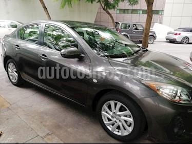 Mazda 3 1.6 V  usado (2012) color Grafito precio $5.650.000
