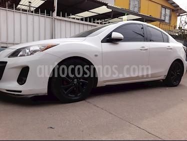 Mazda 3 1.6 V  usado (2013) color Blanco precio $5.600.000