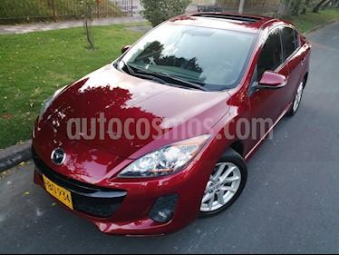 Foto venta Carro usado Mazda 3 1.6L Aut Cuero (2014) color Rojo precio $39.900.000