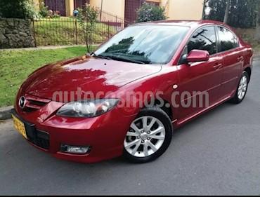 Foto venta Carro usado Mazda 3 1.6L Aut Cuero (2011) color Rojo precio $28.500.000