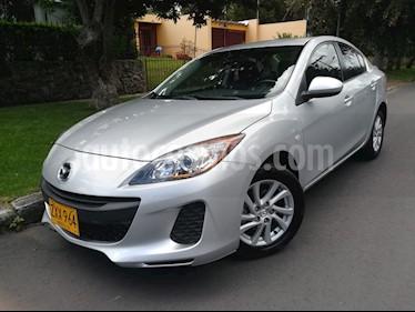 Foto venta Carro Usado Mazda 3 1.6L Aut (2014) color Plata Ariane precio $38.900.000