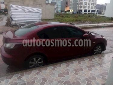 Mazda 3 1.6L usado (2012) color Rojo precio $32.000.000
