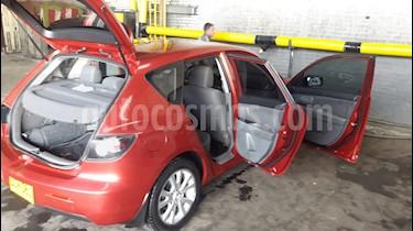 Mazda 3 1.6L  usado (2009) color Rojo precio $22.000.000