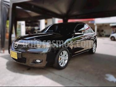 Foto Mazda 3 1.6L usado (2010) color Negro precio $24.000.000