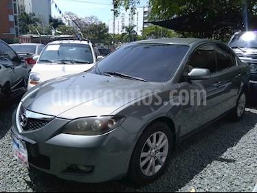 Mazda 3 1.6L  usado (2008) color Gris precio $23.500.000