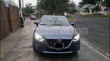 Mazda 3 Sedan 2.0 Mec Sport usado (2016) color Azul precio u$s13,955