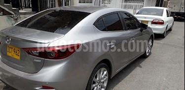 Mazda 3 2.0L Aut usado (2015) color Gris precio $54.000.000