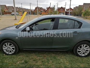 Mazda 3 1.6 V  usado (2013) color Gris precio $5.500.000