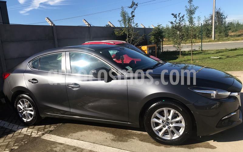 Mazda 3 2.0L V   usado (2017) color Plata Metalizado precio $8.200.000